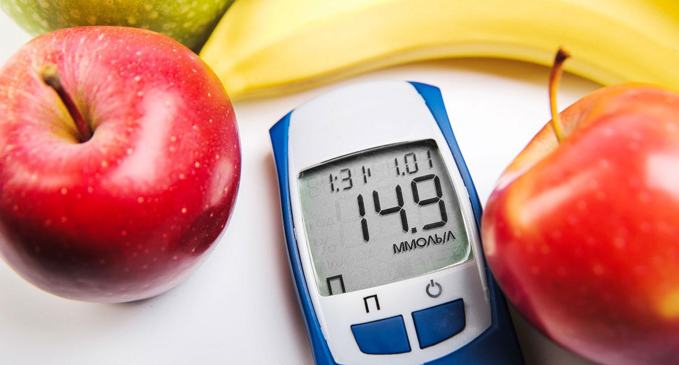 Výživa při diabetu