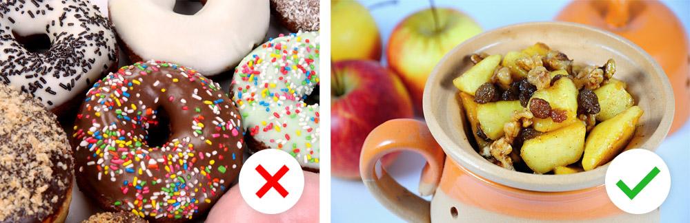 Závislost na sladkém