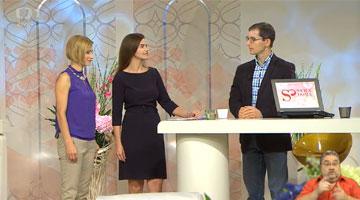 Účast v pořadu České televize Sama doma