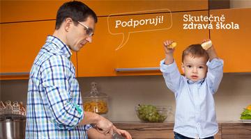 Martin Jelínek podporuje projekt SkutecneZdravaSkola.cz