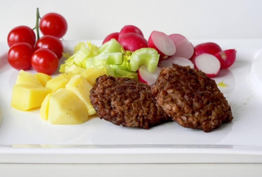 Proteinové karbanátky