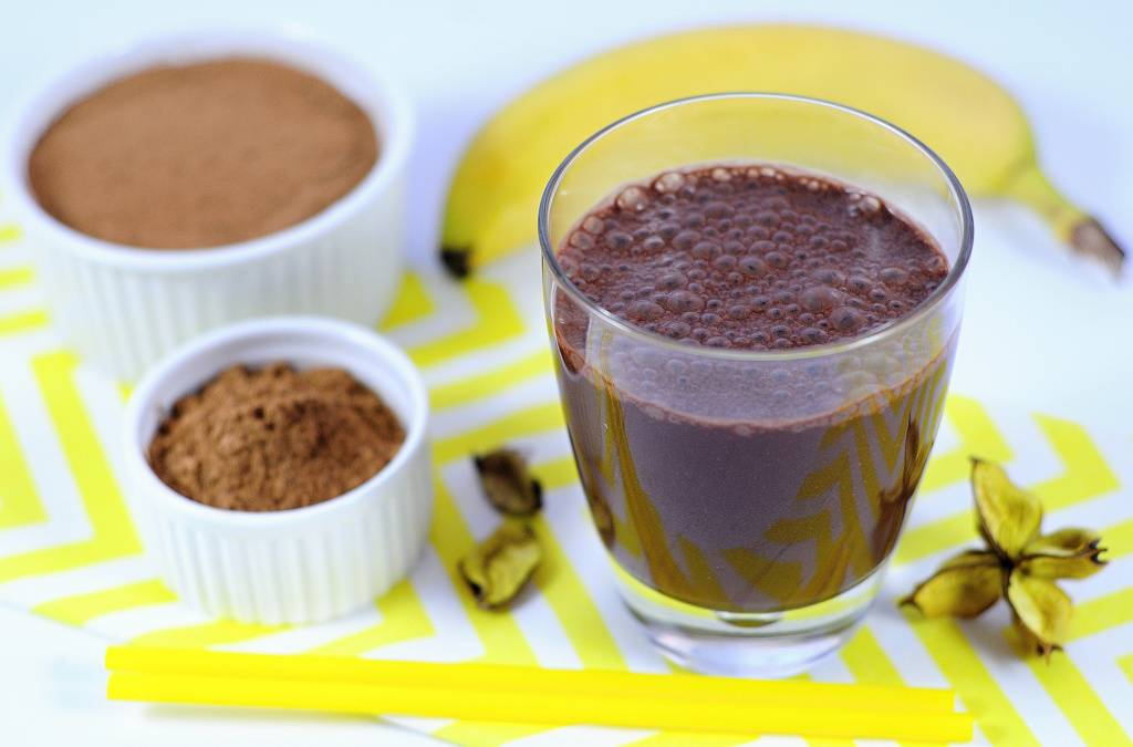 Guarana smoothie