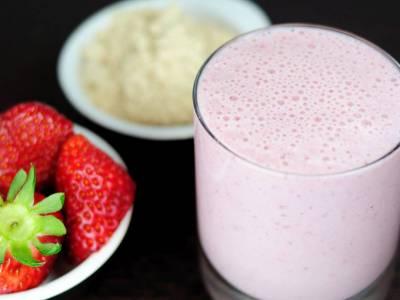 Proteinový shake