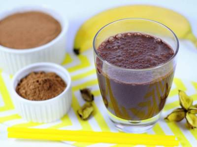 Guarana smoothie