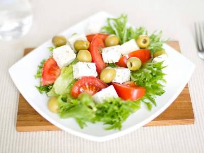 Salát s tofu