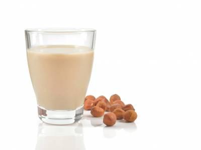 Lískooříškové mléko