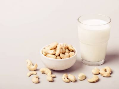 Kešu mléko