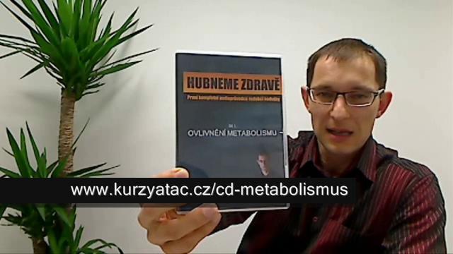 Jak ovlivnit metabolismus?