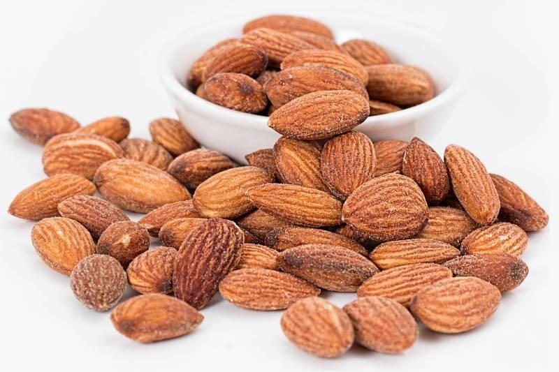 Antinutriční látky - mandle