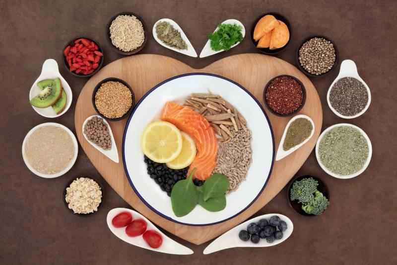 Složení stravy
