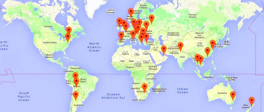 Studium ze zahraničí